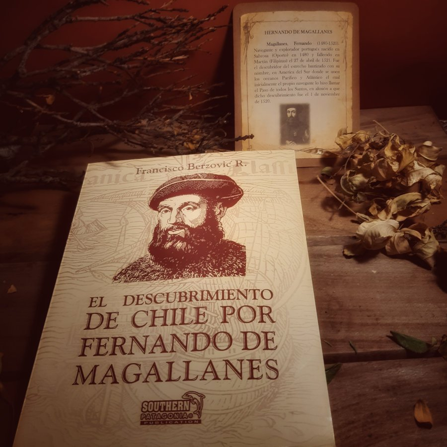 SET HERNANDO DE MAGALLANES
